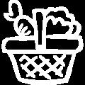 vegetables-hand-drawn-basket